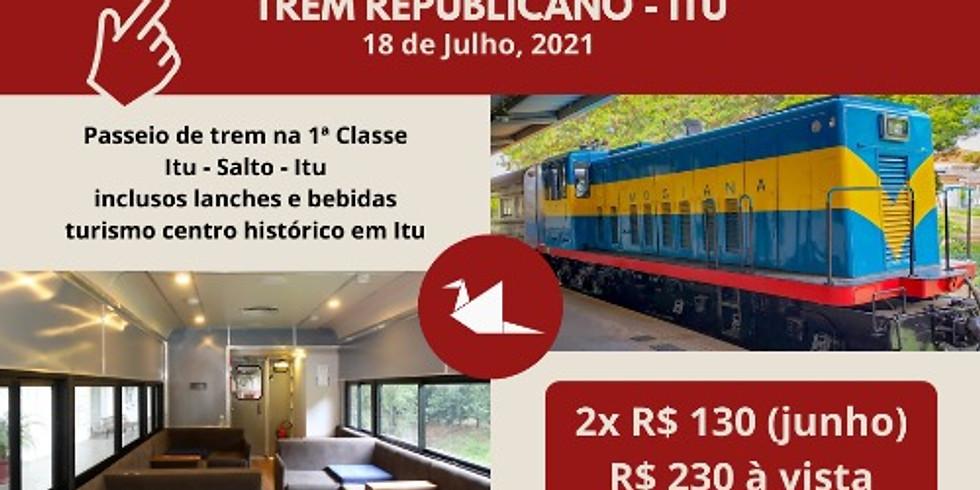 Trem Republicano Itu-Salto