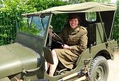 Brooklands Museum 1940's Relived 2016