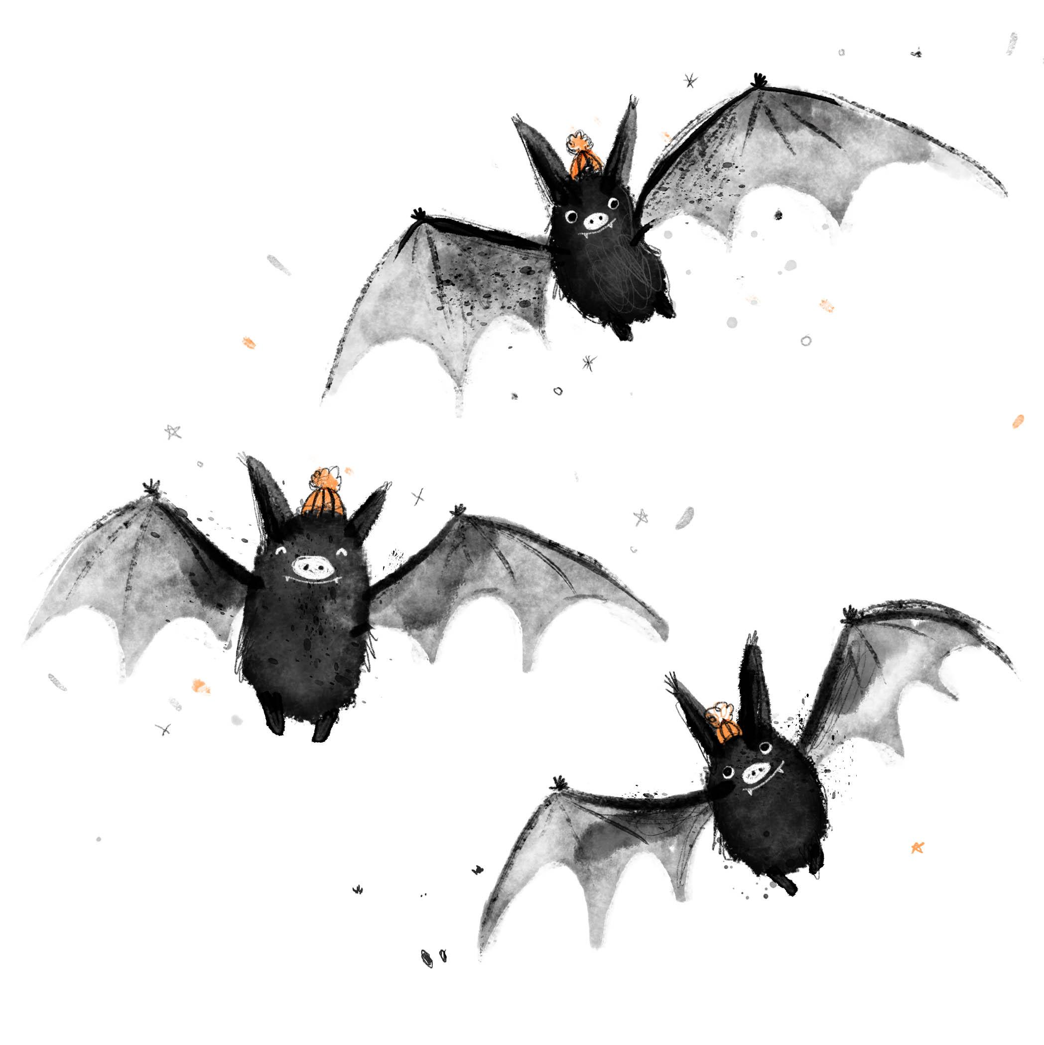 Ink Bats