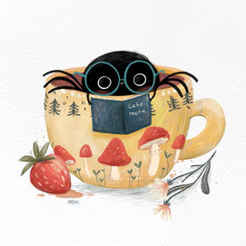 Spider Tea