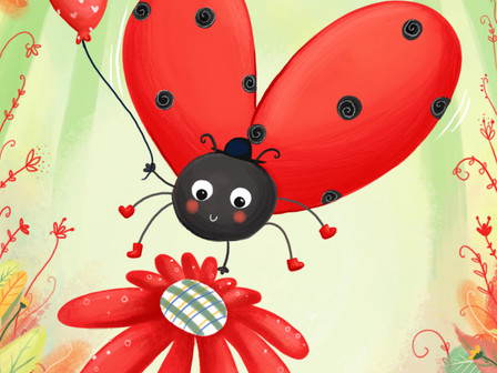 A ladybird and other updates