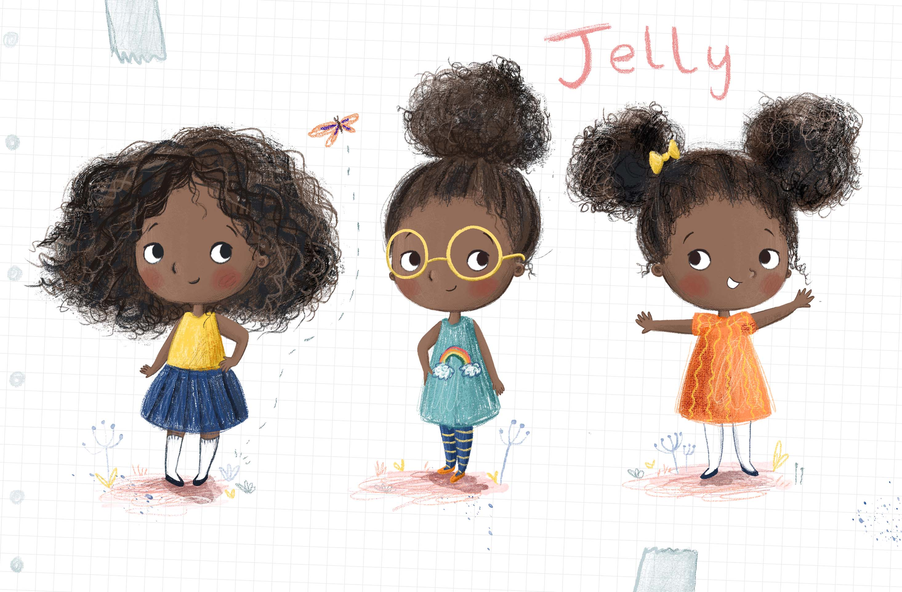 Jelly Sketches