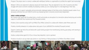 JAMIL AND NYANGA JAWARD FOUNDATION LAUNCHES WOMEN EMPOWERMENT KALL (WEK) PROGRAM