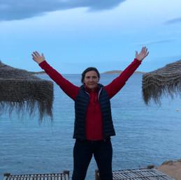 Ibiza am Abend