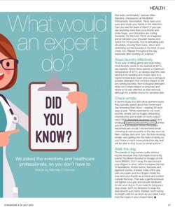 Anna Middleton in S Magazine