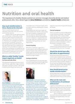 London Hygienist in Dental Nursing