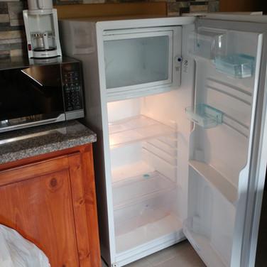 1 bedroom fridge