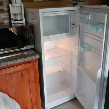 1 bedroom fridge