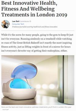 London Hygienist in Forbes Online