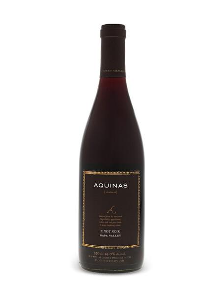 Wine of the Week: Aquinas Pinot Noir