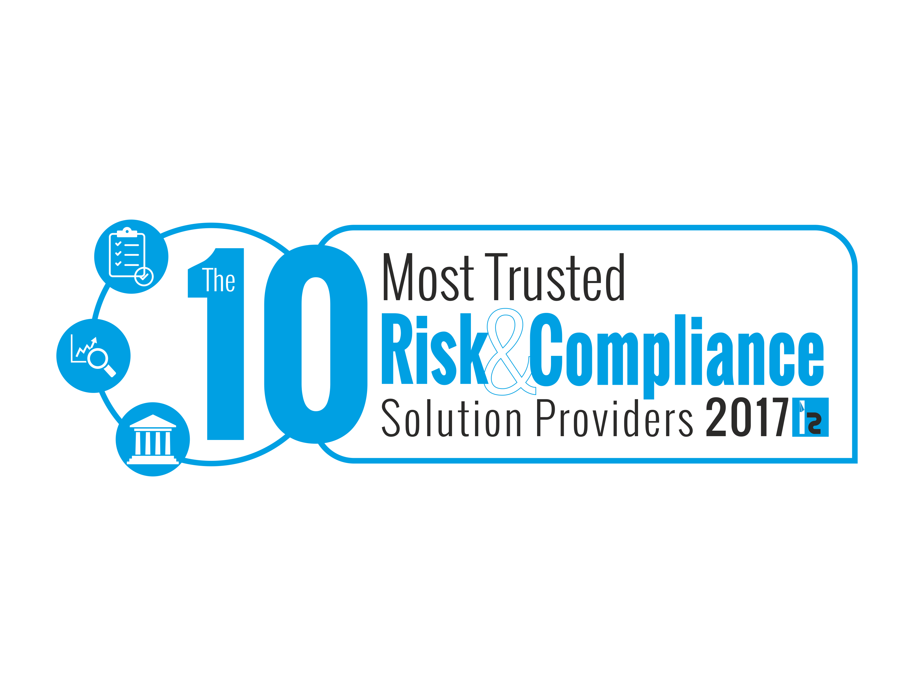 Most Trusted Risk & Compliance Solution Providers 2017