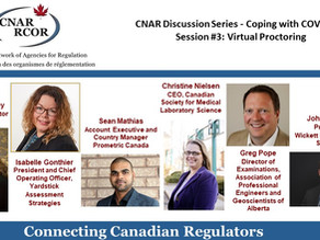 Coping with COVID-19 Discussion Series: Virtual Proctoring