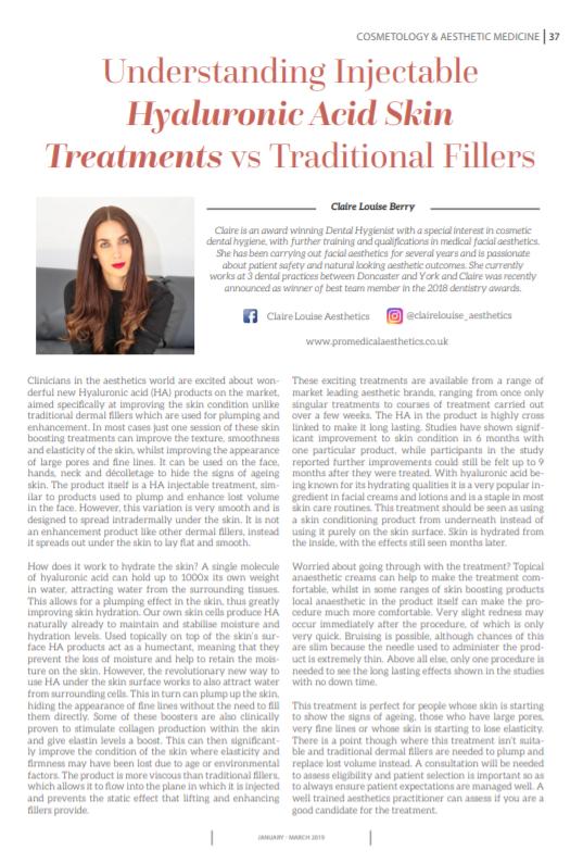Cosmetology & Aesthetic Medicine