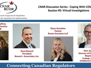 Coping with COVID-19 Discussion Series: Virtual Hearings