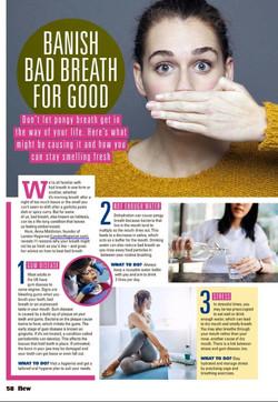 London Hygienist in New Magazine