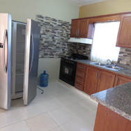2 bedroom unit kitchen
