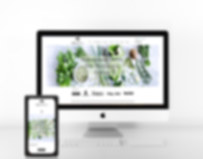 Dietitian web design