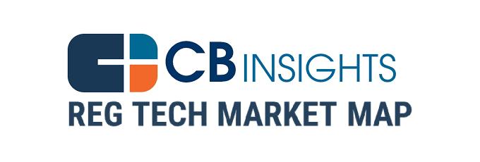 CB Insights RegTech Market Map wide
