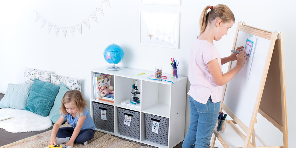 Encouraging your Child's Play, Learning, & Creativity at Home