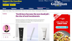 London Hygienist in The Guardian