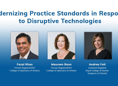 CNAR 2020 Plenary Recap: Modernizing Practice Standards in Response to Disruptive Technologies