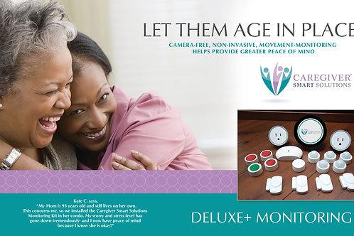 Deluxe + Monitoring Kit