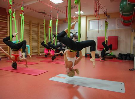 Mi az Air Yoga vagy más néven Aerial Yoga?
