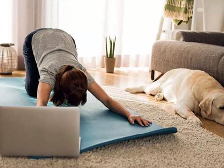 Hello Yoga home- sportolj otthonról