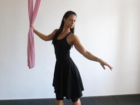 Aerial balett