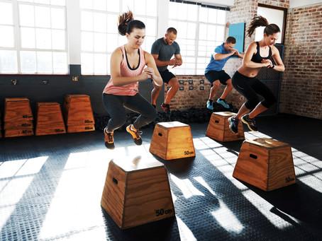 Mit csinálunk egy személyi edzésen:TABATA, HIIT edzések