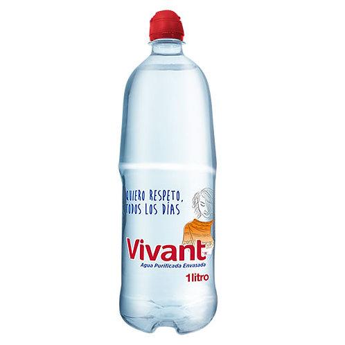 Vivant Agua Natural 1 Litro