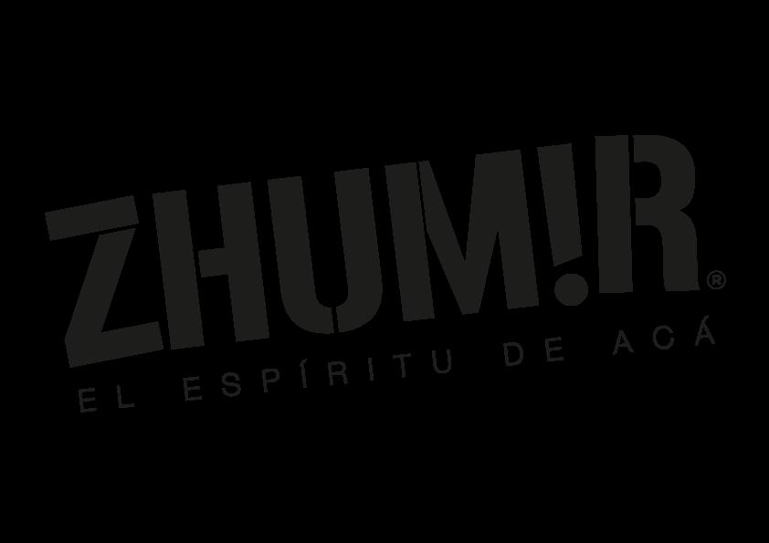 Zhumir, saborizados el espíritu de acá