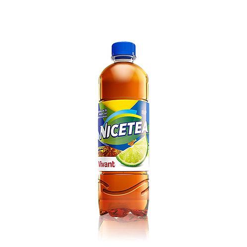 Nicetea te negro con limón 500ml