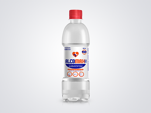 Alcomax 70, Alcohol antibacterial 400ml