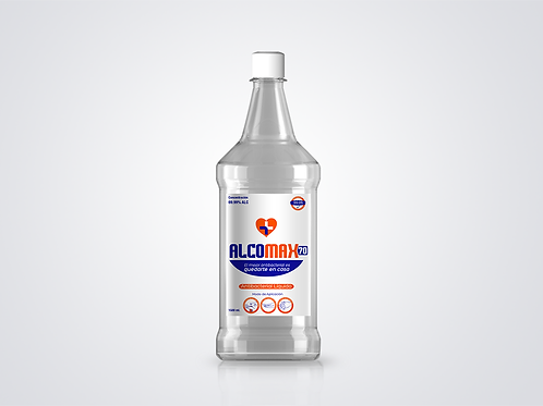 1500ml Alcomax 70, antibacterial líquido