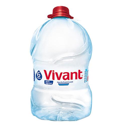 Vivant Agua Natural 6 litros