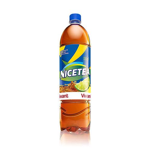 Nicetea 1250 té negro con limón