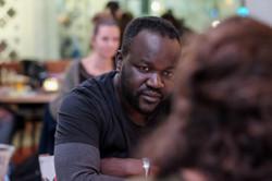 Godfrey Lado vluchtelingenactivist