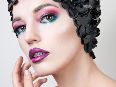 Kolorowa sesja beauty – Patrycja