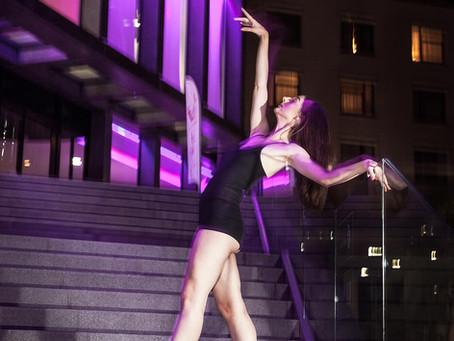 Powrót do tanecznej serii – Ewelina