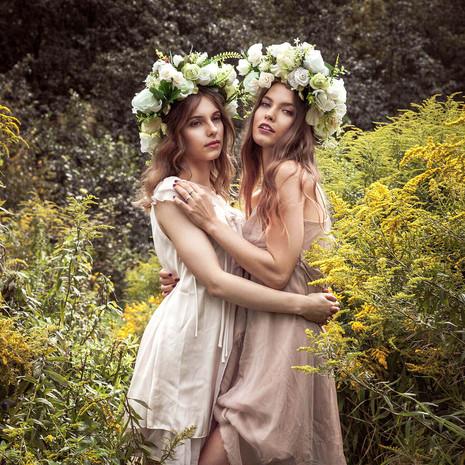 edytorial-forest-nymphs-2-modelki-kwiaty