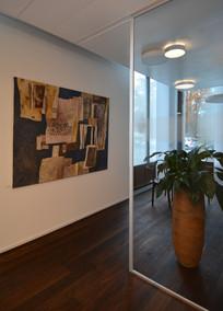 Mirror Interior Design Wall Art Plant