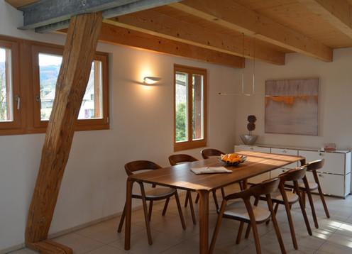 Holztisch Esszimmer
