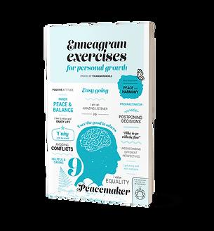 Enneagram exercises books Peacemaker