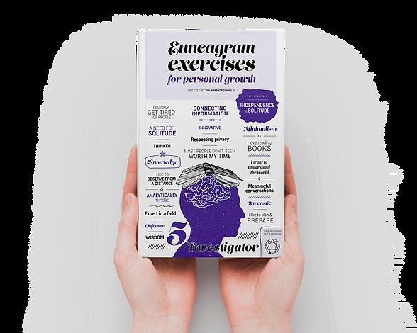 Enneagram exercises book 5