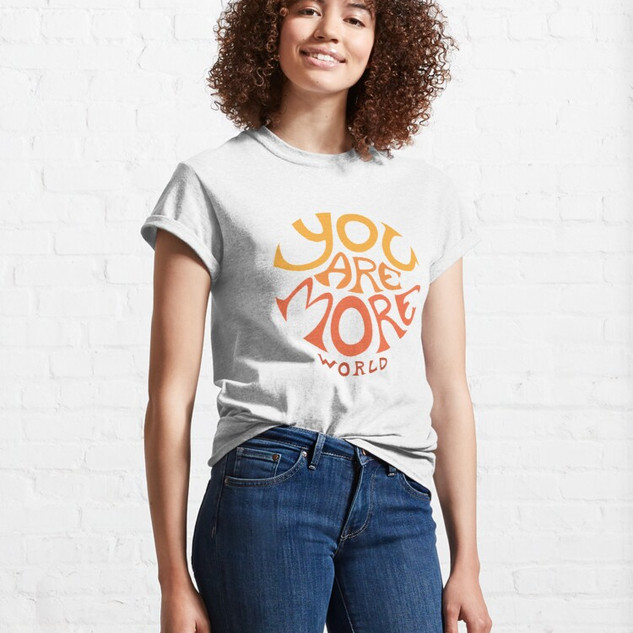 You are more T-shirt