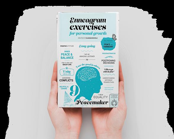Enneagram exercises book Peacemaker