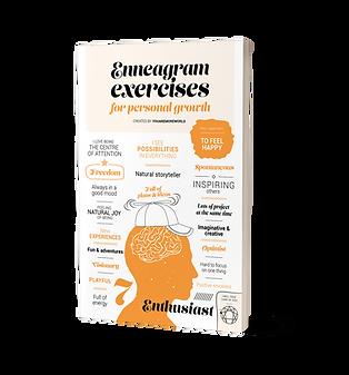 Enneagram exercises book Enthusiast