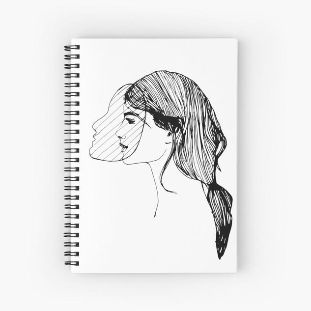 Enneagram 3 - Notebook