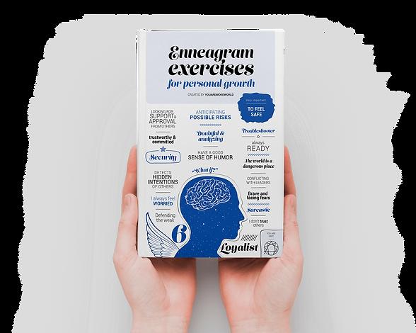 Enneagram exercises book 6